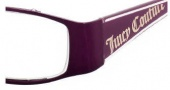 Juicy Couture Hideout Eyeglasses Eyeglasses - 0JRW Deep Plum