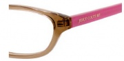 Juicy Couture Prep Eyeglasses Eyeglasses - 0DJ6 Brown Pink