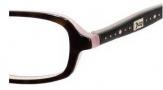 Juicy Couture Zoe Eyeglasses Eyeglasses - 01K2 Tortoise / Pink