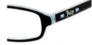 Juicy Couture Super Eyeglasses Eyeglasses - 01S6 Black Blue