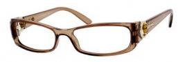 Gucci 3143 Eyeglasses Eyeglasses - 0D28 Shiny Black