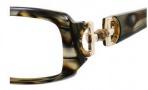 Gucci 3088 Eyeglasses Eyeglasses - 0SVF Brown Mother of Pearl