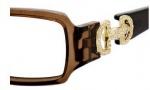 Gucci 3084 Eyeglasses Eyeglasses - 0ZH0 Transparent Brown