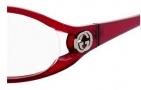Gucci 3074 Eyeglasses Eyeglasses - 043H Burgundy Opal