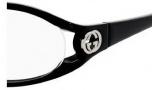 Gucci 3074 Eyeglasses Eyeglasses - 0D28 Shiny Black