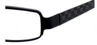 Gucci 2867 Eyeglasses Eyeglasses - 0003 Matte Black