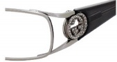 Gucci 2811 Eyeglasses Eyeglasses - 0R81 Semi Matte Ruthenium (56/15-125 only)