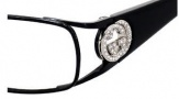 Gucci 2811 Eyeglasses Eyeglasses - 0006 Shiny Black