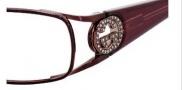 Gucci 2811 Eyeglasses Eyeglasses - 0QYV Shiny Burgundy