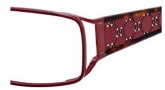 Gucci 2809 Eyeglasses Eyeglasses - 0KRF Red