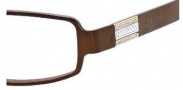 Gucci 2769/Strass Eyeglasses Eyeglasses - 0NDE Brown Semi Matte