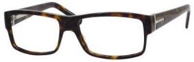 Gucci 1615 Eyeglasses Eyeglasses - 0086 Dark Havana