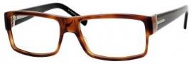 Gucci 1615 Eyeglasses Eyeglasses - 0EY9 Havana Black