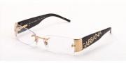 Dolce & Gabbana DG1102 Eyeglasses Eyeglasses - 065 Gold