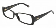 Dolce & Gabbana DG3080 Eyeglasses Eyeglasses - 501 Black