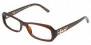 Dolce & Gabbana DG3082G Eyeglasses Eyeglasses - 1582 Brown