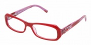 Dolce & Gabbana DG3082G Eyeglasses Eyeglasses - 1585 Red on Violet