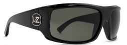 Von Zipper Clutch Sunglasses Sunglasses - BKG-Black Gloss / Grey