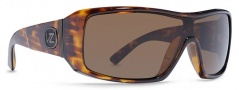 Von Zipper Comsat Sunglasses Sunglasses - Tortoise / Bronze (DTR)