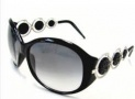Roberto Cavalli RC440S Sunglasses Sunglasses - O01B Black - Rhodium