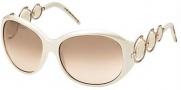 Roberto Cavalli RC440S Sunglasses Sunglasses - O25G Ivory