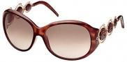 Roberto Cavalli RC440S Sunglasses Sunglasses - O52F Havana