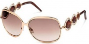 Roberto Cavalli RC441S Sunglasses Sunglasses - O28F Rose Gold/Havana