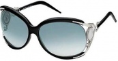 Roberto Cavalli RC443S Sunglasses Sunglasses - O01B Black