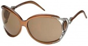 Roberto Cavalli RC443S Sunglasses Sunglasses - O45E Pearl Brown