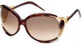 Roberto Cavalli RC443S Sunglasses Sunglasses - O52F Havana