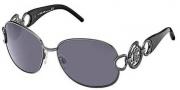 Roberto Cavalli RC448S Sunglasses Sunglasses - O08A Gunmetal