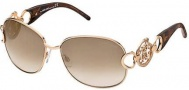 Roberto Cavalli RC448S Sunglasses Sunglasses - O28F Rose Gold