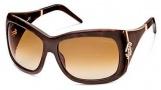 Roberto Cavalli RC453S Sunglasses Sunglasses - O52F Havana