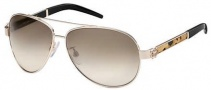 Roberto Cavalli RC499S Sunglasses Sunglasses - O28F Rose Gold Leopard