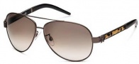 Roberto Cavalli RC499S Sunglasses Sunglasses - O45F Brown Leopard / Black (Discontinued Color NLA)