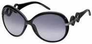 Roberto Cavalli RC519S Sunglasses Sunglasses - O01B Black