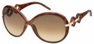 Roberto Cavalli RC519S Sunglasses Sunglasses - O53F Havana