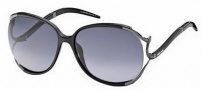 Roberto Cavalli RC530S Sunglasses Sunglasses - O01B Black / Gunmetal