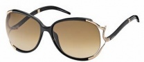 Roberto Cavalli RC530S Sunglasses Sunglasses - O01F Black / Bronze