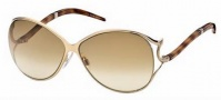 Roberto Cavalli RC531S Sunglasses Sunglasses - O34F Light Bronze