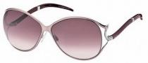 Roberto Cavalli RC531S Sunglasses Sunglasses - O74T Pink / Palladium