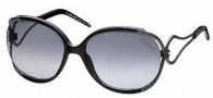 Roberto Cavalli RC524S Sunglasses Sunglasses - O01B Black