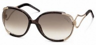 Roberto Cavalli RC524S Sunglasses Sunglasses - O52F Dark Havana