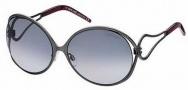 Roberto Cavalli RC525S Sunglasses Sunglasses - O08B Gunmetal