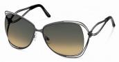Roberto Cavalli RC526S Sunglasses Sunglasses - O08P Gunmetal