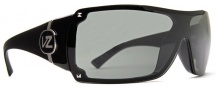 Von Zipper Gamma Sunglasses Sunglasses - Black Gloss / Grey (BKG)