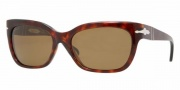 Persol PO2963S Sunglasses Sunglasses - 24/57 Havana / Crystal Brown Polarized