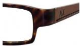 Armani Exchange 134 Eyeglasses Eyeglasses - 0V08 Dark Havana