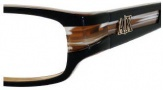 Armani Exchange 211 Eyeglasses Eyeglasses - 0JBC Black