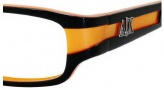 Armani Exchange 211 Eyeglasses Eyeglasses - 0JAZ Black Orange
